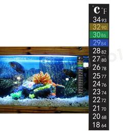 Brewcraft Streifenthermometer Carboy Fermenter Homebrew Biertank Temperatur Aufkleber Kleber Klebrige Skala Aquarienfische GGA544 von Fabrikanten