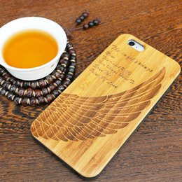 чехлы на заказ Скидка Новые конструкции бамбук нестандартной конструкции случае древесины противоударный чехол для телефона 7 для Samsung Galaxy S8 S9 Plus Примечание 8 DHL SCA440