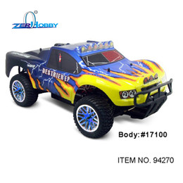 Wholesale Power 4wd - Rc Car HSP 1 10 Electric Powered R C 4WD Off Road Rally Short Course Truck RTR 94270 Similar REDCAT HIMOTO Racing