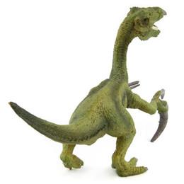 Wholesale model toys for boys - Classic Dinosaur Doll Jurassic World Party Simulation Therizinosaurus Model Boy Favor Learning Educational Toys For Animal 7 43pp YY