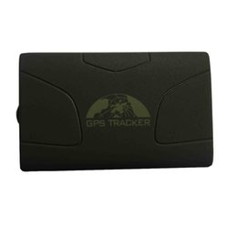 Wholesale andriod battery - COBAN Car vehicle GPS tracker GPS104 TK104 60days standby Built-in large capacity 6000MA battery,deep sleep mode no retailer box