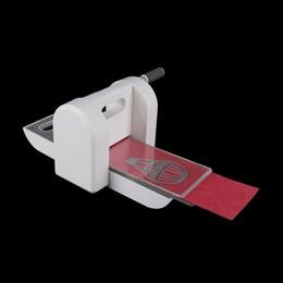 Máquinas de morir online-PC DIY Scrapbooking troquelado placa de la máquina 4 MM troquelado repujado placa de la placa de repuesto Pad 77X160X4 mm