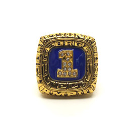 Wholesale item stone - New items 1990 georgia tech national football championship ring #KIMSEY wholesale & retail all welcomed