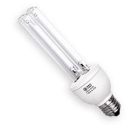 Argentina Lámpara CCL germicida CNLIGHT UVC, 220V potencia 15W 25W E27 base de tornillo, 220V-240V UV esterilizador compacto bombilla ultravioleta cheap uv lamp e27 Suministro