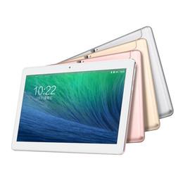 tableta 4g sim Rebajas Original VOYO Q101 4G Tablet PC 10.1 '' IPS 1920 * 1200 MTK6753 Octa Core 2GB RAM 32GB Rom Android 7.0 LTE WCDMA GSM WiFi Dual SIM