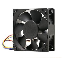 Canada haute température Max 6000RPM vitesse du ventilateur violence du ventilateur 120 * 120 * 38mm DV12V 2.7A puissant Offre