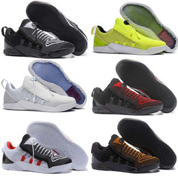 Wholesale next men - 2017 mens KOBE A.D. NXT 12 men Training Sneakers,High quality KOBE AD NEXT Sport Running Shoes,discount Cheap Basketball Shoes