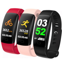 2019 Fashion F64 Smart Wristband Pedometer Smart Bracelet Fitness Tracker Smart Band 30 Meters Waterproof Wristband For Ios Android Phones Smart Wristbands