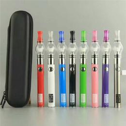 UGO VII Vape Zipper Case kit Cigarette électronique Evod Passthr Dab Oil Vape Stylo Globe de verre coloré Atomiseur pour vaporisateur herbe sèche ? partir de fabricateur