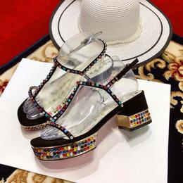 05165ec7a логотип бренда обуви Скидка Высокое качество модный бренд весна и осень  обувь натуральная кожа сандалии женщины