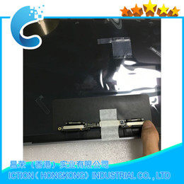 """Wholesale lcd screen macbook 13 - Genuine New Grey Silver Color A1706 A1708 for Macbook Pro Retina 13"""" A1706 A1708 LCD Screen Complete Assembly 2016 2017"""