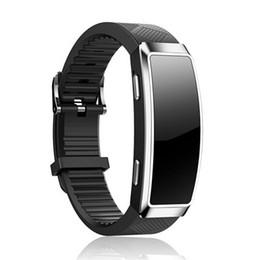 Wholesale Audio Control Android - 8GB Smart Band Spraakgestuurde Opname Wearable Polsband 8 GB Digitale Voice Recorder Mini Audio Recorder Geluid Dictafoon Smart Wristbands