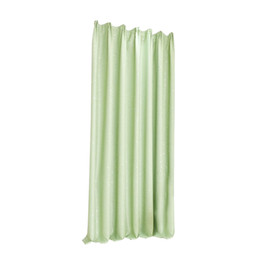 Wholesale green blackout curtains - 100x250cm Stars Printed Blackout Window Curtain Room Darkening Drapes for Living Room Bedroom (Peak Green)