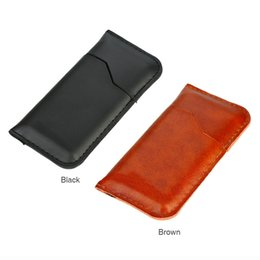 Wholesale Vape Accessories - Dustproof Leather Cover for Suorin Air Vape Ecig Starter Kit 400mah Electronic Cigarette Suorin Air Case Cover Accessories
