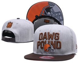 e943e2b134d Chinese 2018 New American football Sports Team Cleveland-B Quality  Snapbacks Caps and Hats For