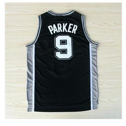 Wholesale Parker Top - 2018 new #9 parker jerseys top quality free shipping