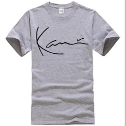 2019 t-shirts graphiques pour hommes KARL KANI DUMONT T-SHIRT T-SHIRT GRIS GRIS CHINÉ T-SHIRT HOMME MODE 90 NEUF promotion t-shirts graphiques pour hommes
