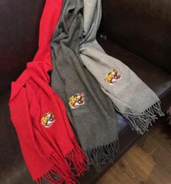 Argentina Bufanda para hombre de calidad superior de la cachemira 2018 Bufanda suave del hombre del diseñador Vintage Súper mujeres masculinas calientes bufandas 180x60 Suministro