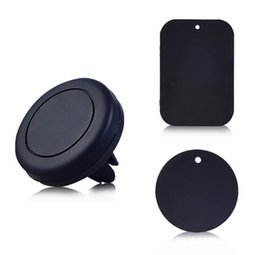 Wholesale Hot Air Holder - Hot Car Mount, Air Vent Magnetic Universal Car Mount Phone Holder for iPhone 6 6s, One Step Mounting ,Reinforced Magnet