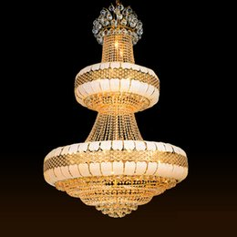 Chandeliers europe factory canada best selling chandeliers europe crystal chandeliers factory prices luxury golden traditional high class k9 crystal chandelier hotel villa project led chandeliers with bulbs aloadofball Choice Image