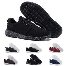 En gros 2018 chaud London Olympic Classic Chaussures All Black White Ink pour hommes femmes London Olympic Womans Hommes formateurs Sneaker ? partir de fabricateur