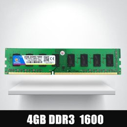 рабочий стол ram ddr3 Скидка Dimm Ram DDR3 4 ГБ 1600 МГц ddr 3 4 ГБ PC3-12800 Memoria 240pin для всех AMD Intel Desktop