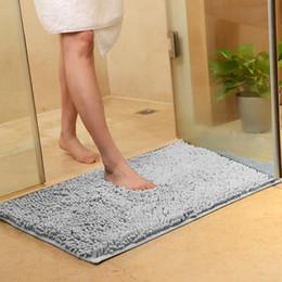 Wholesale Doormat Mat Carpet Door - 2018 anti slip bath mats Rug Kitchen Rug Door Way Feet Mat Strip Doormat Floor Rug Kitchen Carpet Bath Mats