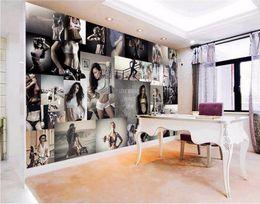 papel pintado moderno de lujo Rebajas 3D Photo Mural Wallpaper para Living Room Bedroom Decor Modern Luxury Creative Wallpaper 3D Wallpaper for Walls 3 d Kids