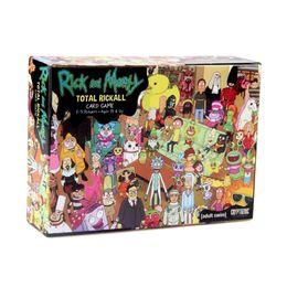 Scheda di piombo online-Ricky Morty Total Rickall Card Game: gioca la collezione di carte da gioco per divertimento