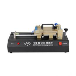 Wholesale Universal Laminator - DHL Free!Attention!Neweset Built-in Vacuum Pump lcd oca laminating Machine Universal Polarizer Polarizing Film laminator For Apple Refurbish