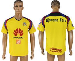 Wholesale american version - 1819 Mexican American R.JIMENEZ football jerseys P.AGUILAR's version of men's short sleeve football T-shirt.