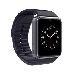 Monitores de pc online-10 unids 2017 Último GT08 Smartwatch A1 DZ09 U8 Bluetooth Smart Watch teléfono para Samsung Galaxy Android Smartphone podómetro Monitoreo del sueño