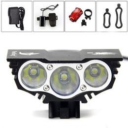 Deutschland Heiße Einzelteile Nestling 6600Lm Scheinwerfer Cree X3 Fahrrad Led Scheinwerfer Taschenlampe Schwarz Versorgung