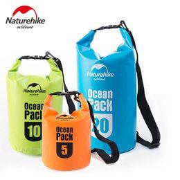 0cb759ad29d6 Naturehike Outdoor PVC Waterproof Dry Sack Storage Bag Rafting Sports  Kayaking Canoeing Swimming Bag Travel Kits 5L 10L 20L
