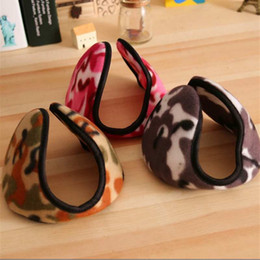 2019 bande orecchie di pile Soft Fleece Earmuff Winter Ear Muff Wrap Band Warmer Grip Earlap Regalo di Capodanno Cool sconti bande orecchie di pile