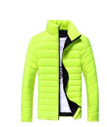 chaquetas de los hombres abrigos capa caliente Chaqueta para hombre Chaqueta deportiva de la marca Winter Down Parkas Chaqueta para hombre talla M-3XL 9 colores nueva moda Invierno. desde fabricantes