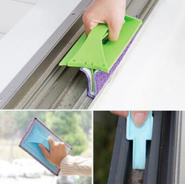 Wholesale Keyboard Clean - Multifunction Track Cleaning Brush Nook Cranny Dust Shovel Keyboard Brush Home Crack Aperture Glass Cleaning Brush CCA8821 50pcs