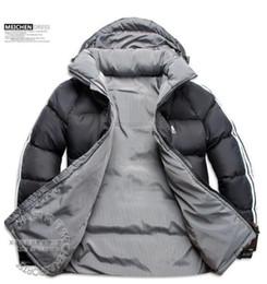 ¡Tiene LOGOTIPO! Nueva venta caliente de la manera el más nuevo diseño de los hombres abajo de la chaqueta de los hombres abrigos de invierno al aire libre abrigos ropa jaqueta desde fabricantes