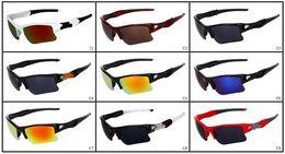 bonnes marques de lunettes de soleil Promotion 2017 nouveau mode hommes bicyclette verre lunettes de soleil lunettes de sport lunettes de conduite conduite lunettes de soleil vélo 9 couleurs bonne qualité livraison gratuite