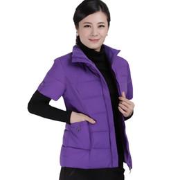 femmes vêtements mère hiver avec manches épaule pad bas gilet gilet en coton plus la taille plus la taille XL-5XL ZY1229 ? partir de fabricateur