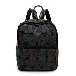 Sportrucksäcke GEOMETRIC Triangles Backpack Stück Deutsch