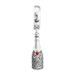 Wholesale Time Beads Charms - Pandulaso Celebration Time Dangle Charm Fit Original Bracelets & Bangles 925 Sterling Silver Jewelry Beads For Woman DIY Jewelry