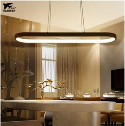Wholesale Suspension Ceiling Light - New Creative Modern LED Pendant Lights Acrylic+Metal Suspension Hanging Ceiling Lamp for Dinning Room Kitchen Lamparas Colgantes