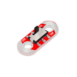 interruttore del pcb Sconti Keyes Wearable Lilypad con Switch Module (PCB rosso)