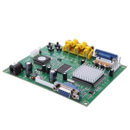 Freeshipping GBS8200 1 Kanal Röle Modülü Kurulu CGA / EGA / YUV / RGB VGA Arcade Oyun Video Dönüştürücü için CRT / PDP Monitör LCD Monitör nereden