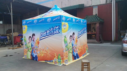 Wholesale M Brackets - 3*3 m alu bracket 3-4 persons customized tent   outdoor canopy   party tent used for ceremony and advertisement activities