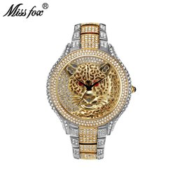 Mens Watches Top  Tiger Men Watch Quartz Contracted Choque Casual Genuine Silver Gold Wrist Watch For Men от