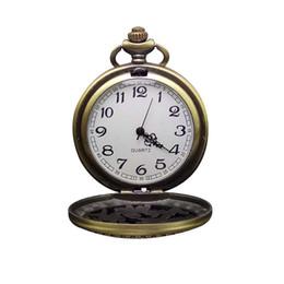 2019 antike damen beobachten anhänger Charming Hohl Dolphins Blume Steampunk Quarz Taschenuhr Antike Geschnitzte Männer Frauen Halskette Anhänger Uhr Dame Geschenk rabatt antike damen beobachten anhänger