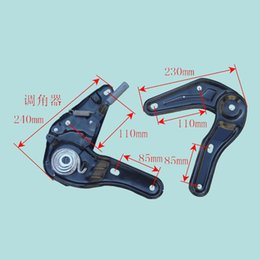 Wholesale Wholesale Excavator Parts - Angle Adjustment Device on Driver Seat for Link Belt Excavator, Loader No Minimum Order and Freeshipping