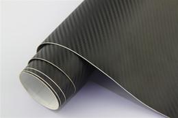 Voiture en fibre de carbone orange en Ligne-1.52 * 28m conception de la face de la carrosserie côté de la carrosserie Air libre de matériau noir de vinyle de fibre de carbone 3d 3d